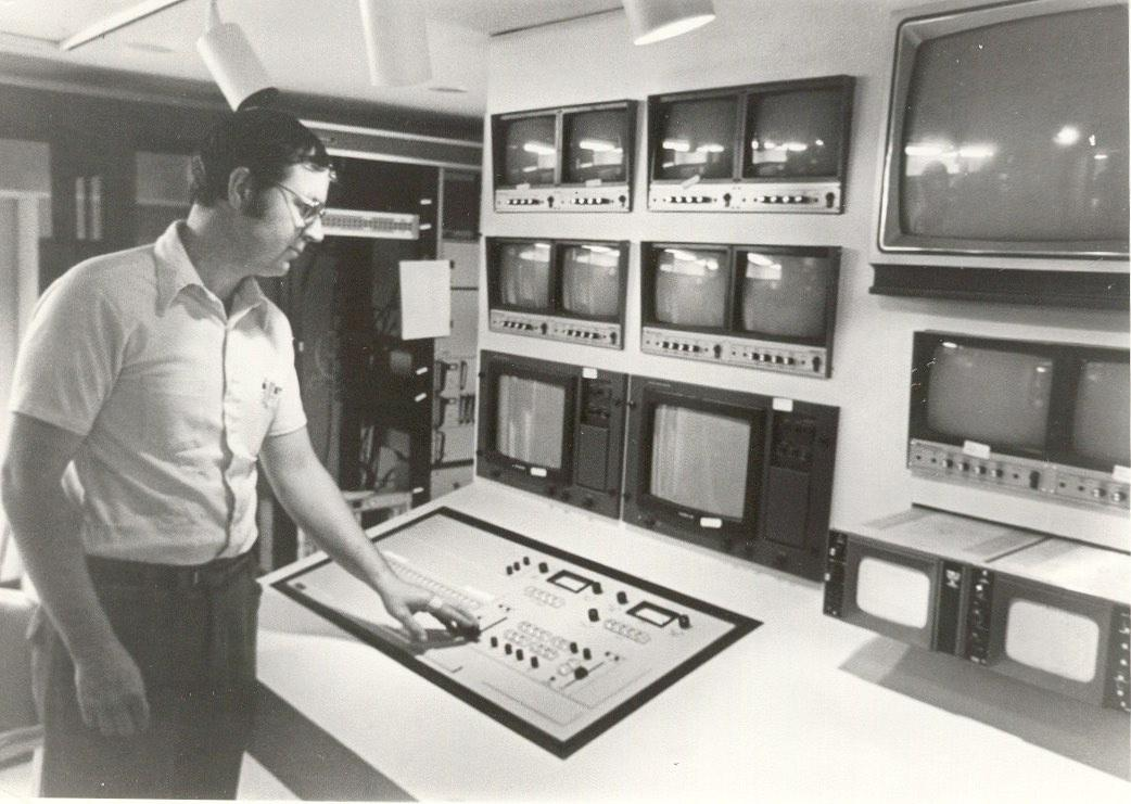 Control Panel in 1982