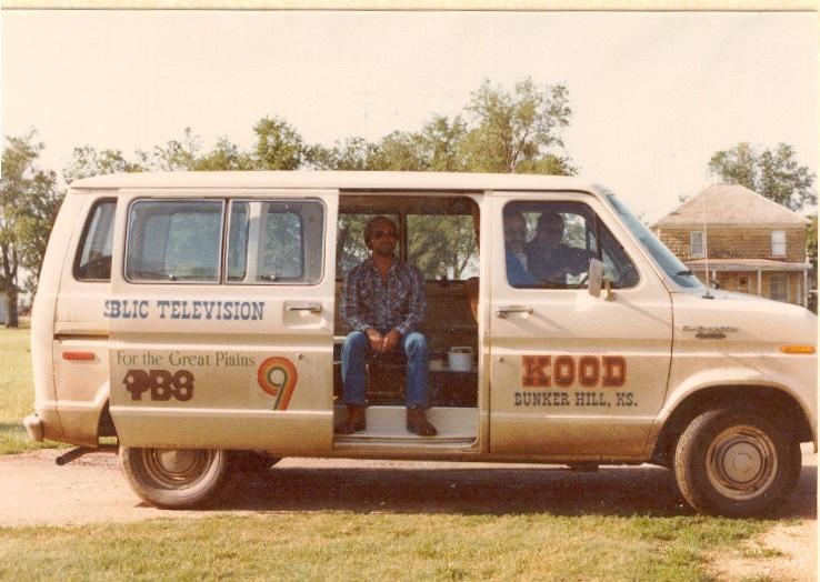 1982 KOOD Van