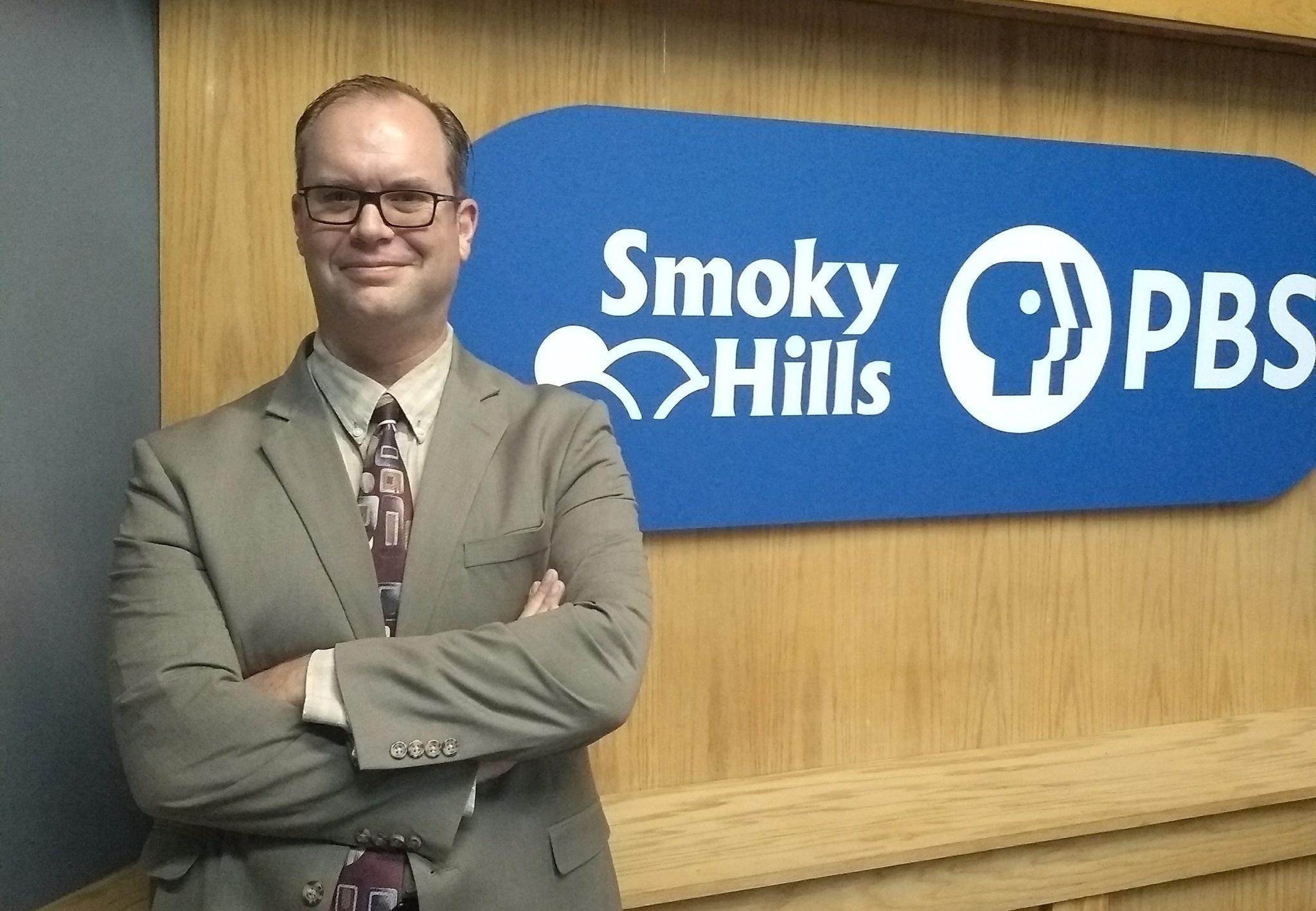 Travis Hendryx is new GM of Smoky Hills PBS
