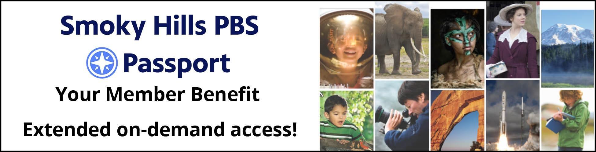 Smoky Hills PBS PASSPORT service