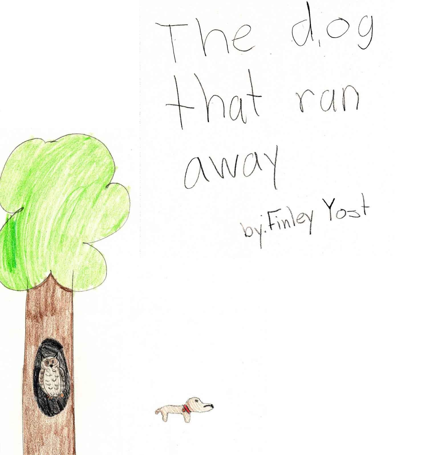 The Dog That Ran Away