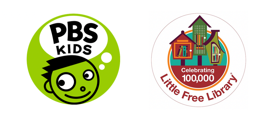PBS Kids and Little Free Library team together