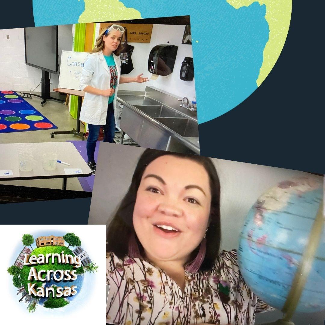 Learning Across Kansas