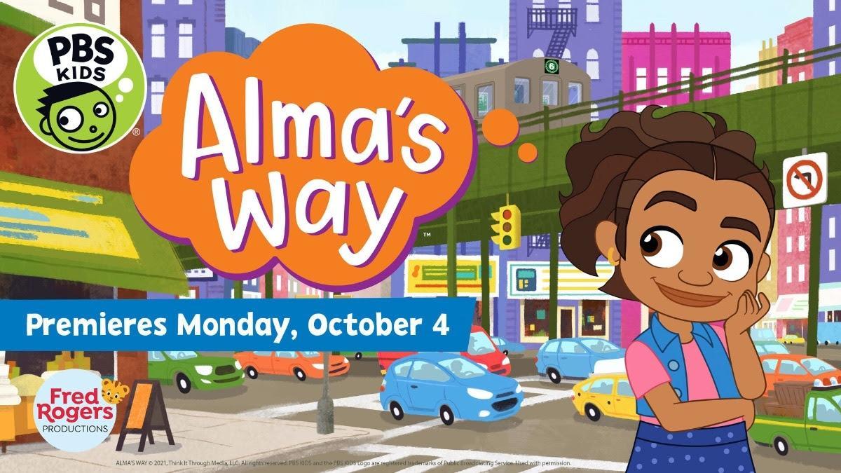 Alma's Way premieres Oct. 4
