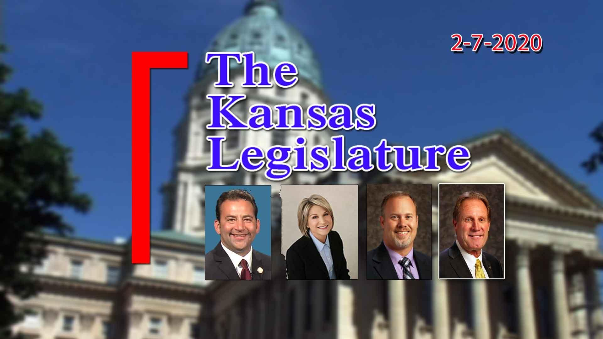 Kansas Legislature 2-7-2020
