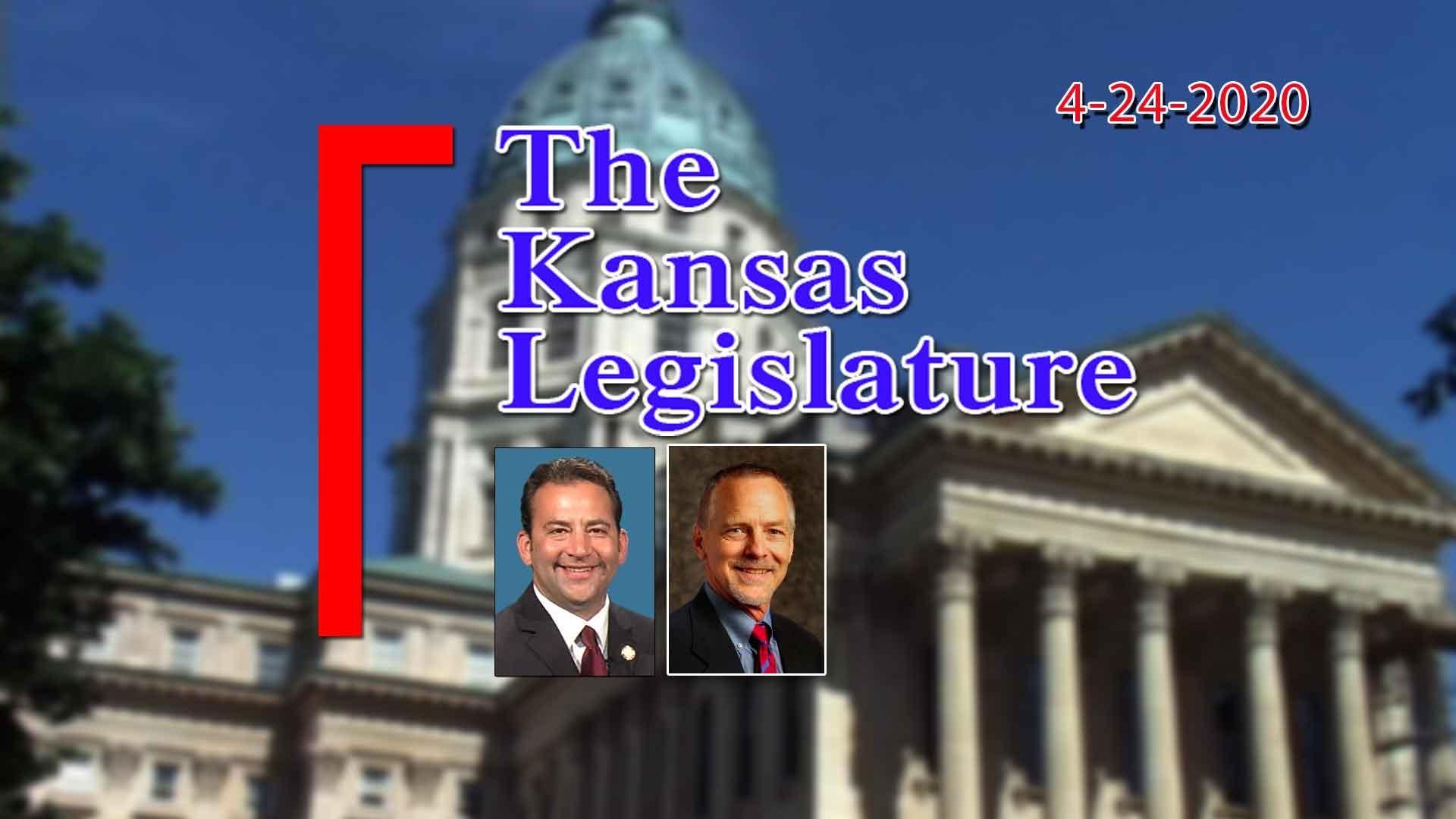 The Kansas Legislature April 24, 2020