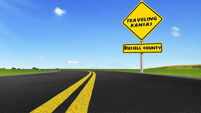 Traveling Kansas Russell County