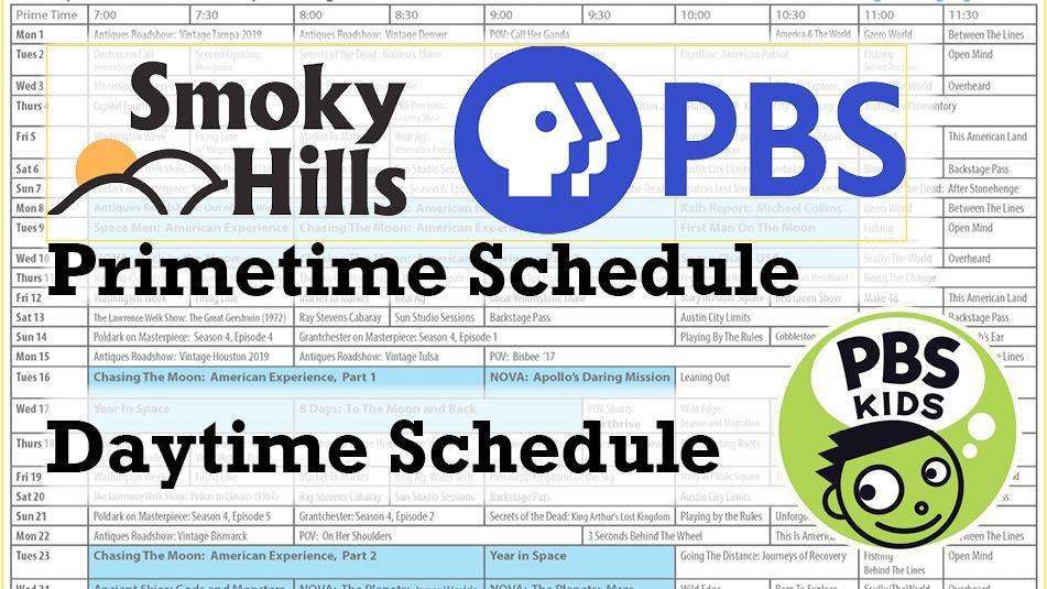 Smoky Hills PBS Program Guide