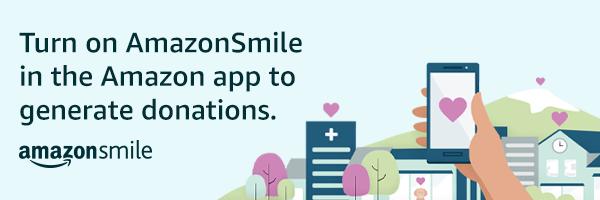 Amazon Smile now on Amazon app