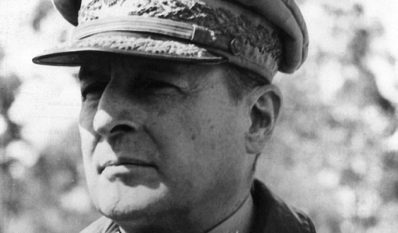 General MacArthur, 1/1/51