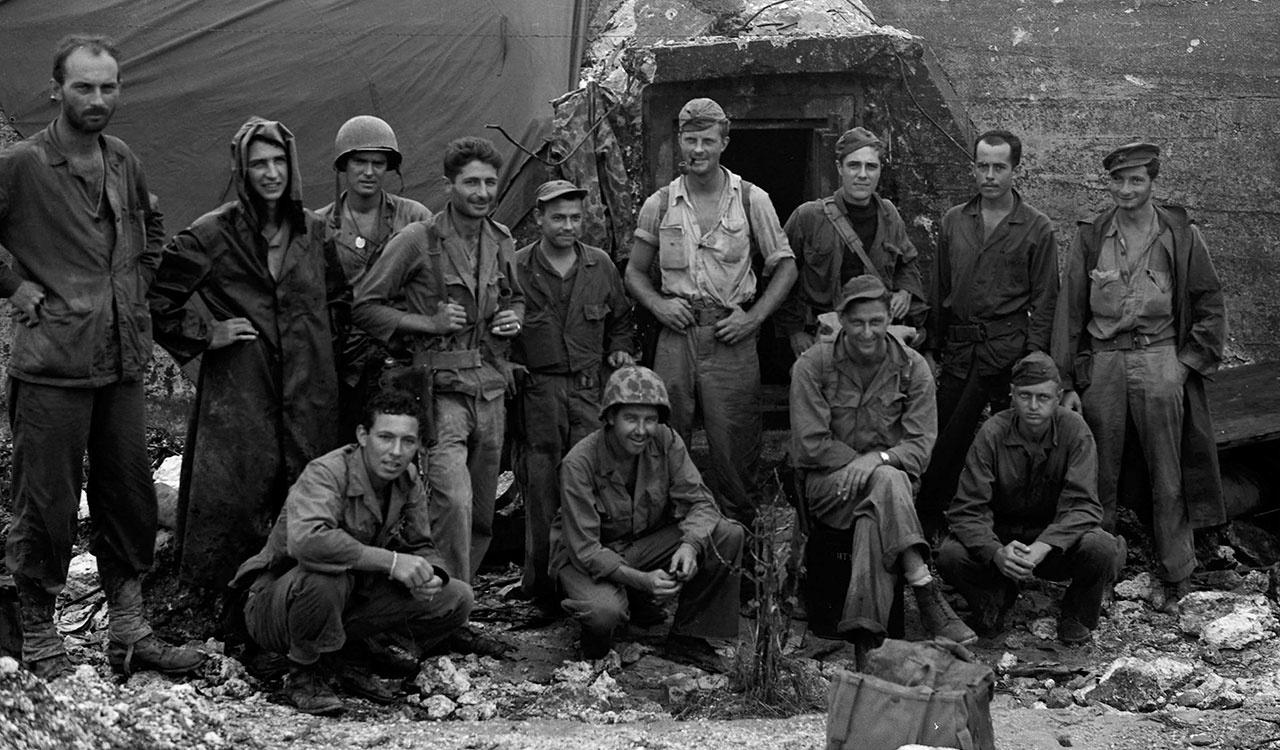 Photographers of the 1st Marine Division