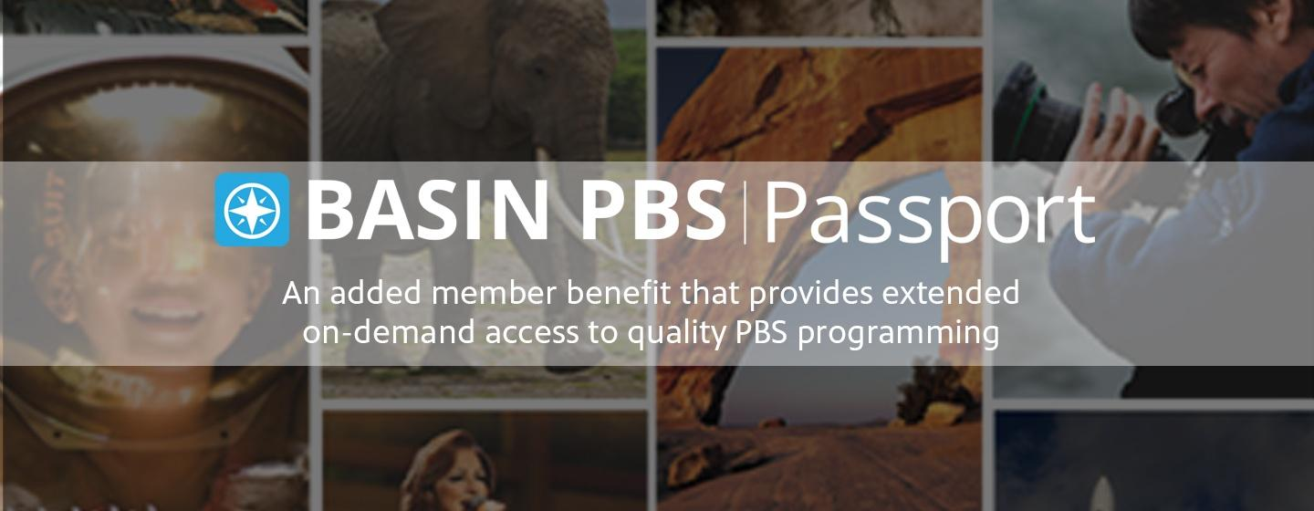 Basin PBS Passport image