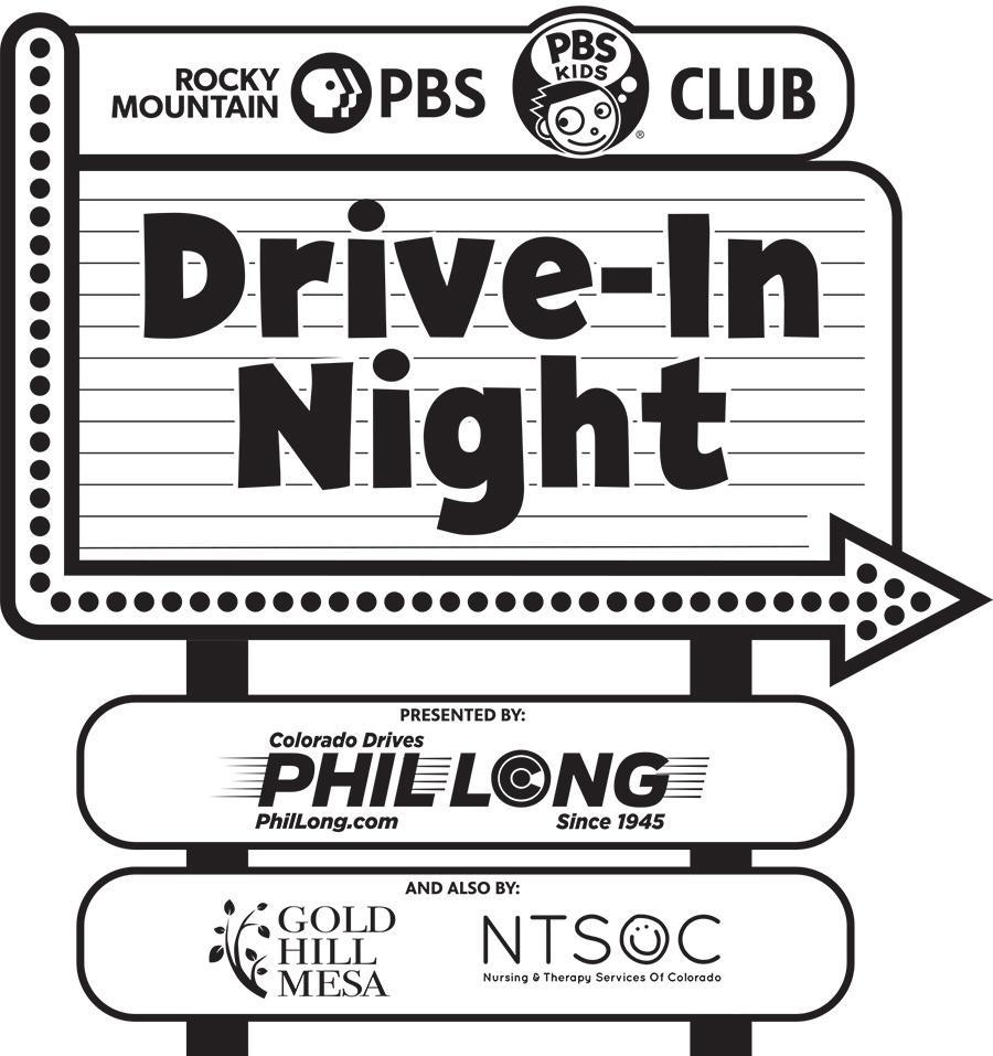 Drive-In Night logo