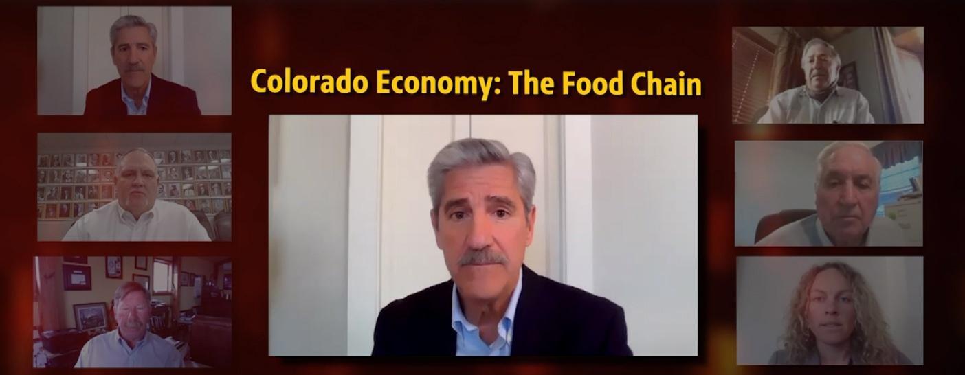 Colorado Economy Forum Video Chat Image