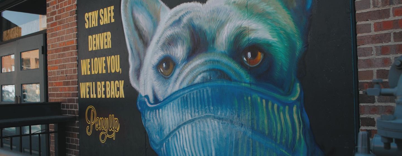Artist Patrick Kane McGregor.