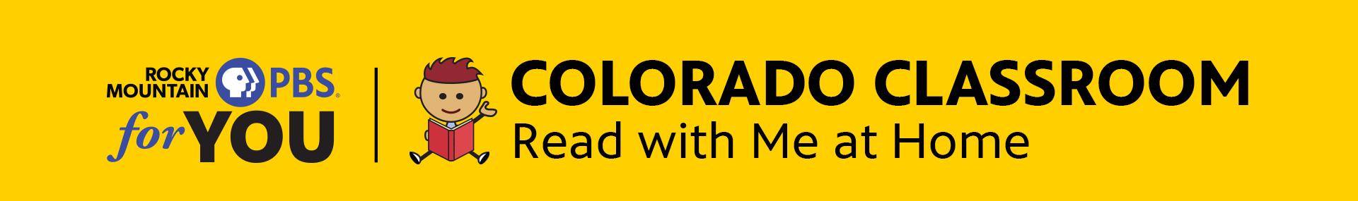 Colorado Classroom Banner