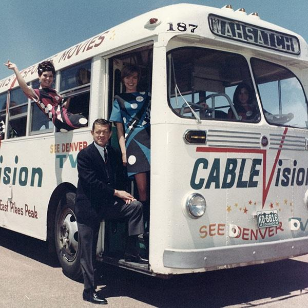 Cablevision bus