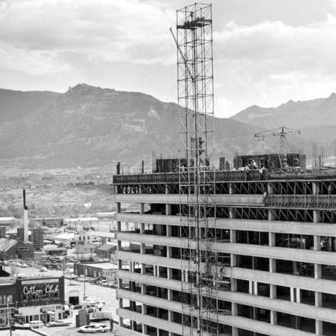 Construction in Colorado Springs