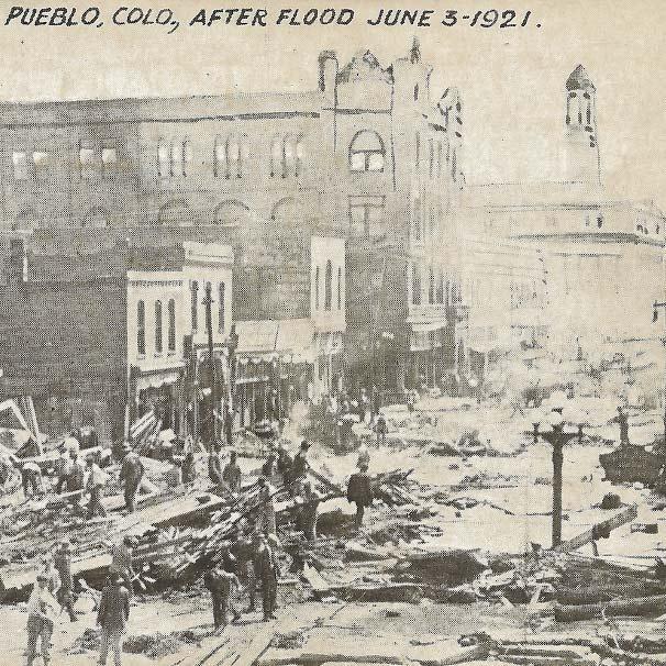 Pueblo Flood