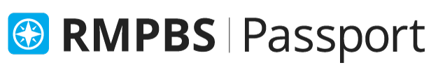 RMPBS Passport logo