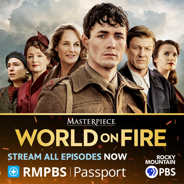 World On Fire Graphic
