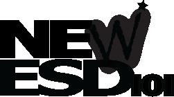 NEWESD 101 logo