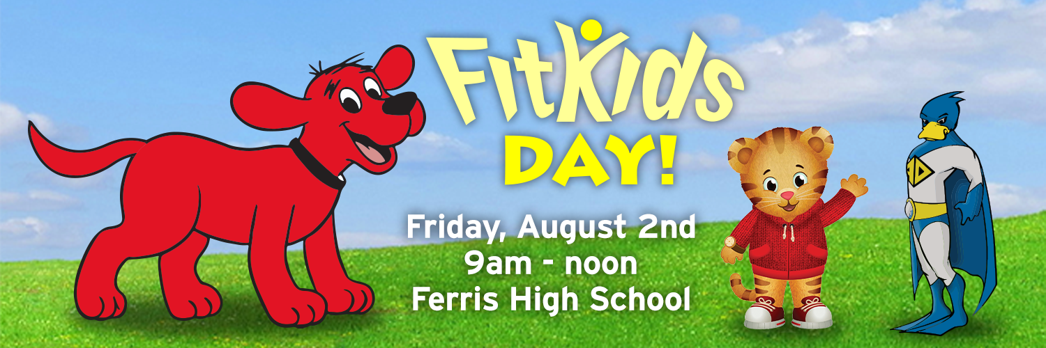 FitKids Day Banner