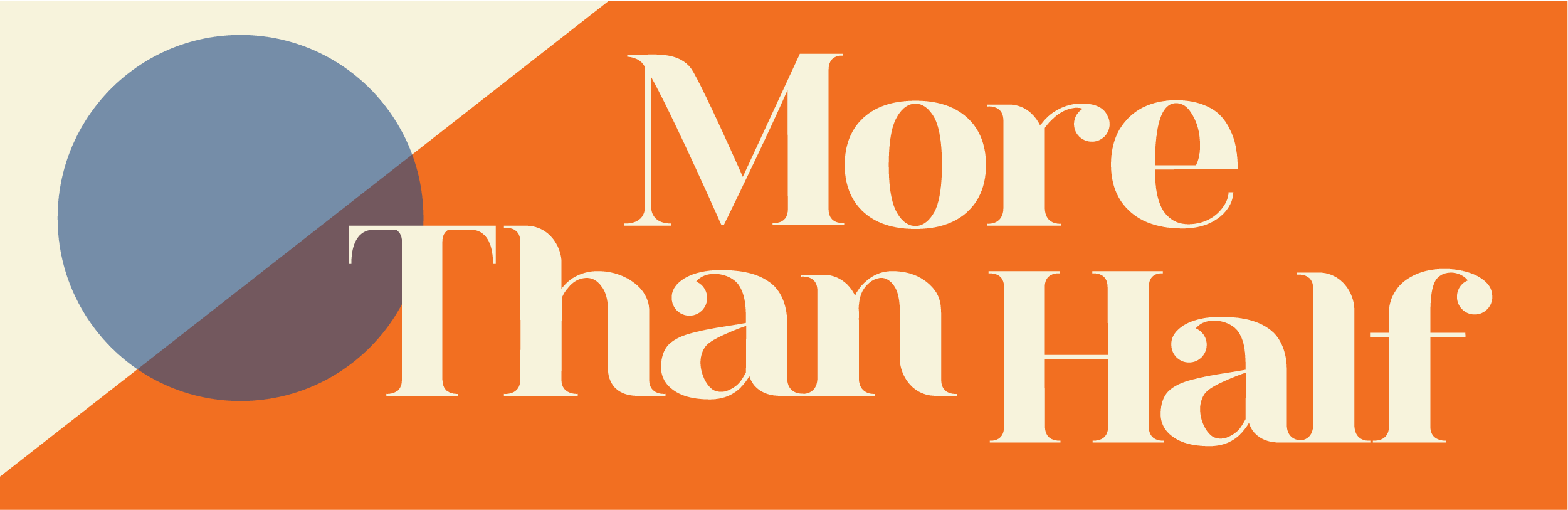 More Than Half is apodcast that uncovers serious challenges facing Utah women and why it takes all of us, regardless of gender, to overcome them.