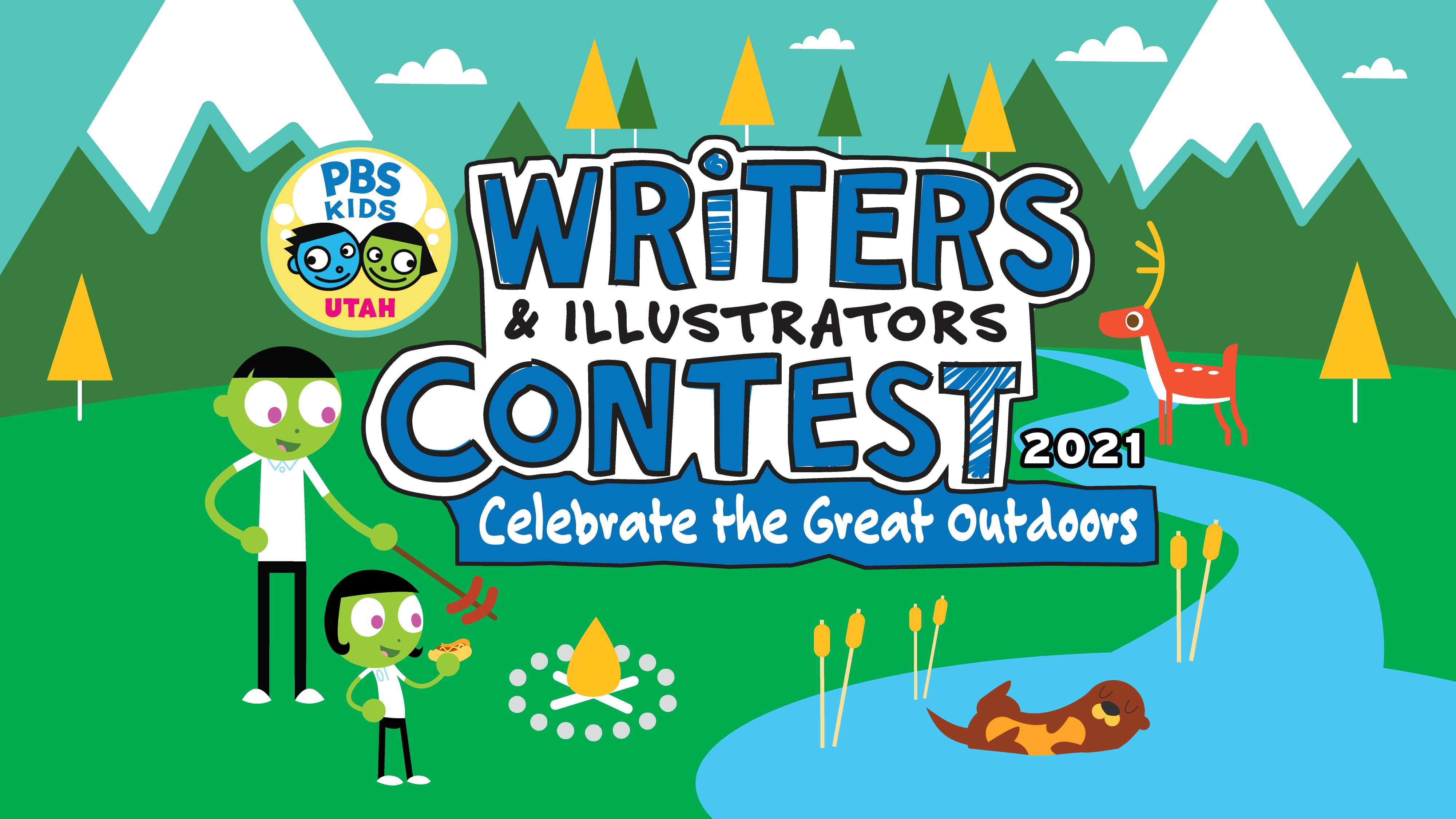 Writers & Illustrators Contest 2021