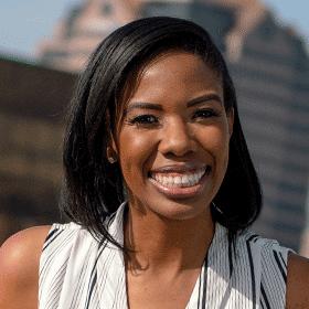 Host Liz Adeola