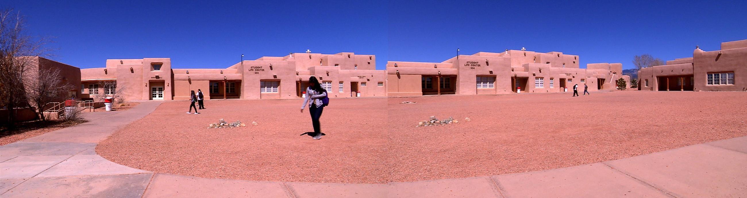 Santa Fe Indian School (current)