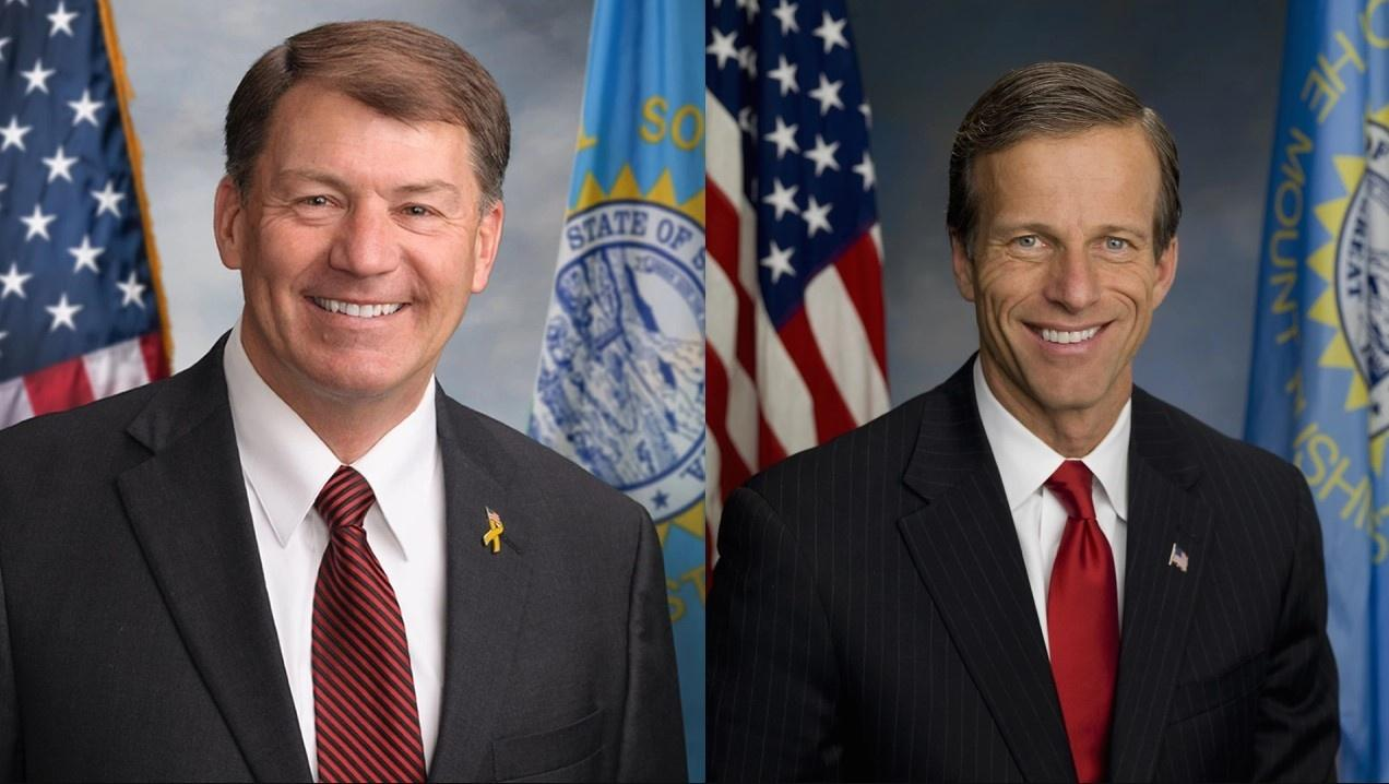 Thune and Rounds