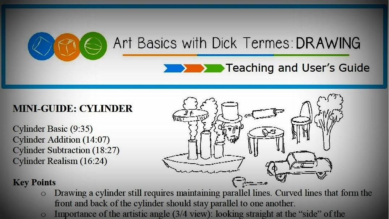 Dick Termes Teachers Guide pix