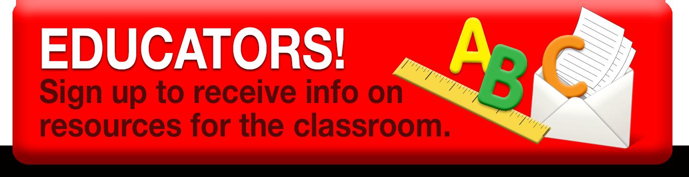 Educator Resource Sign Up logo