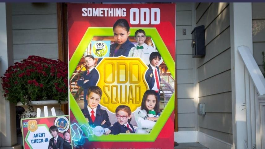 Odd Squad Birthday Party Idea