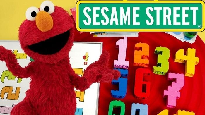 Sesame Street Toolkit - Math