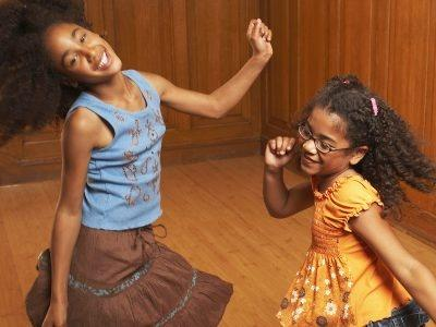 Sesame St in Communities - Moving Our Bodies
