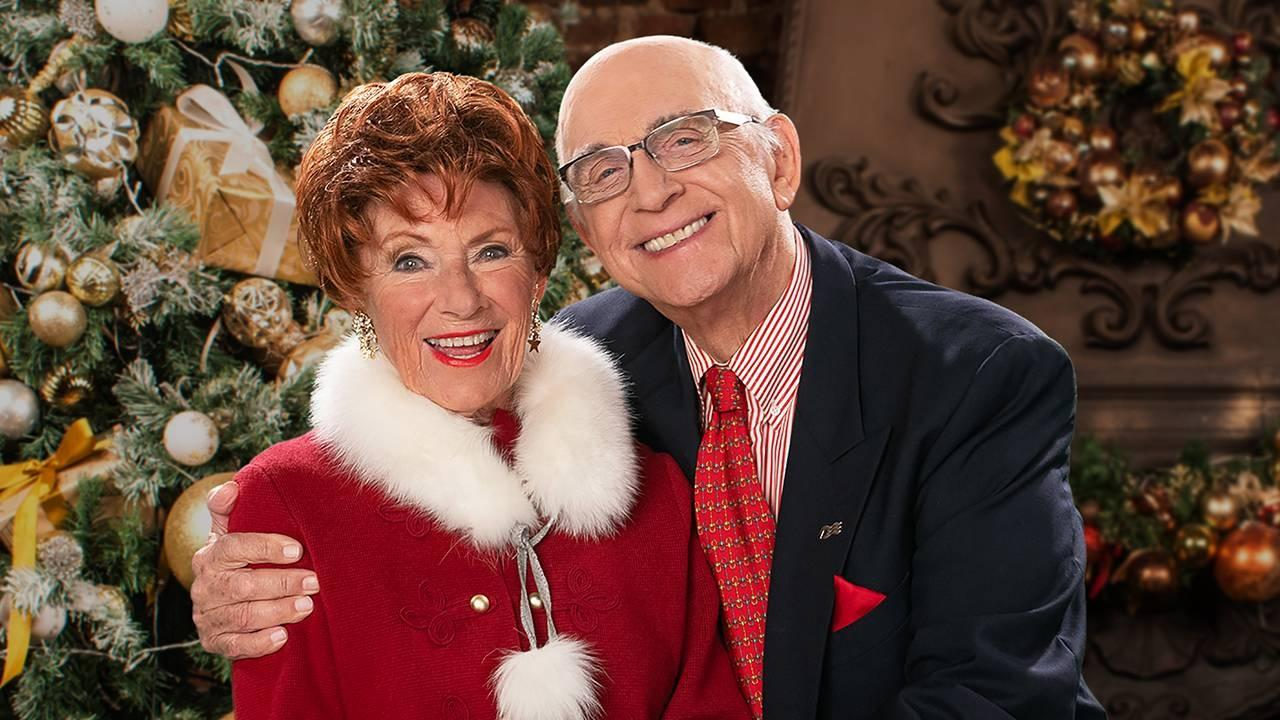 MARION ROSS AND GAVIN MACLEOD HOST A CLASSIC CHRISTMAS