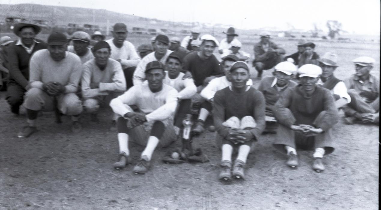 Standing Rock Agency Baseball team