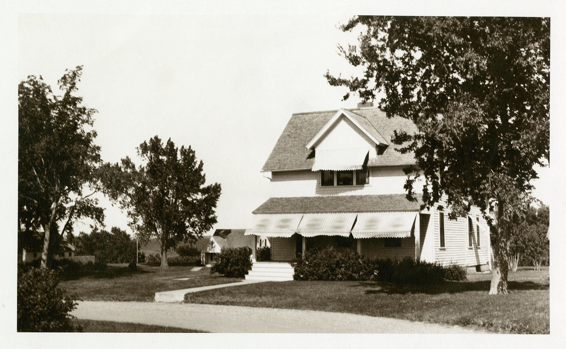 Tuthill Park House ca. 1929
