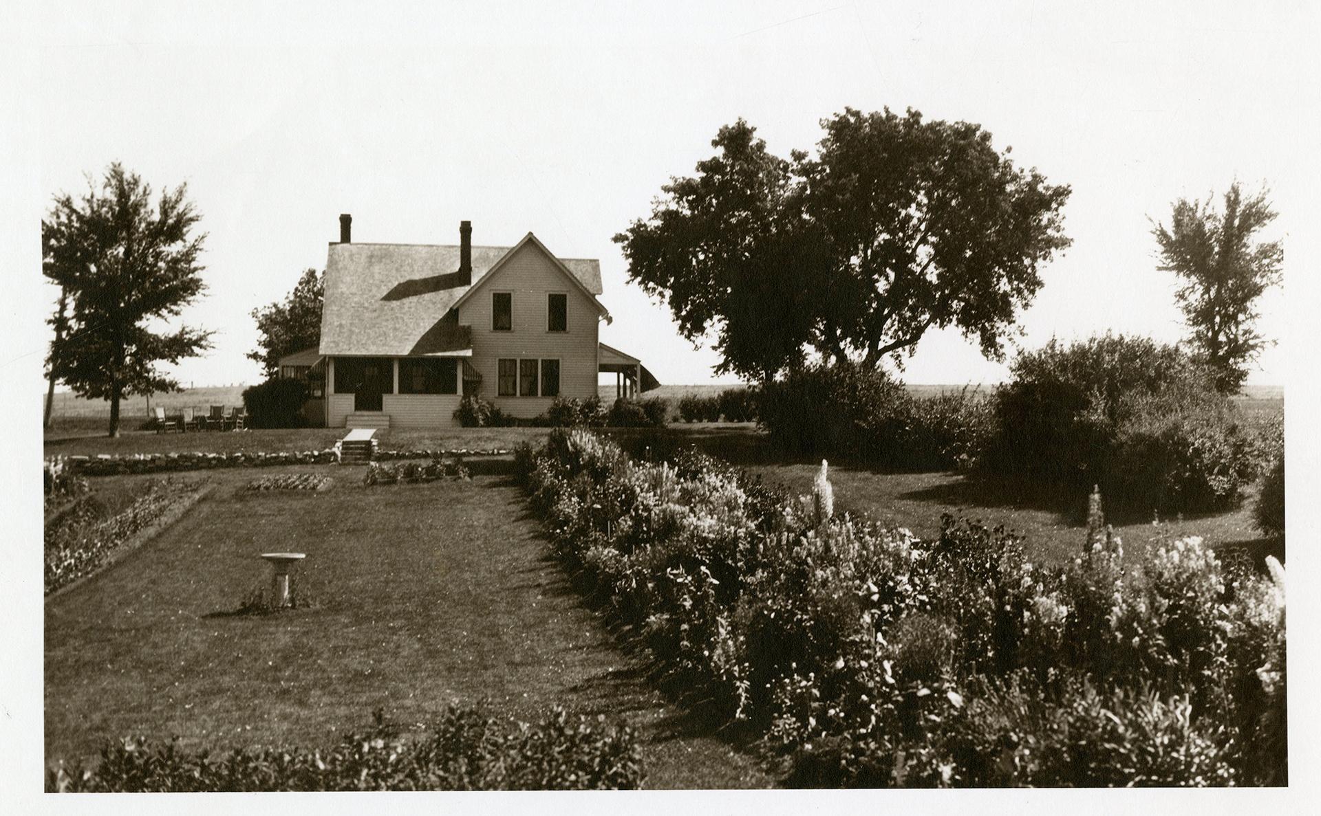Tuthill Park House as Otonka Farm