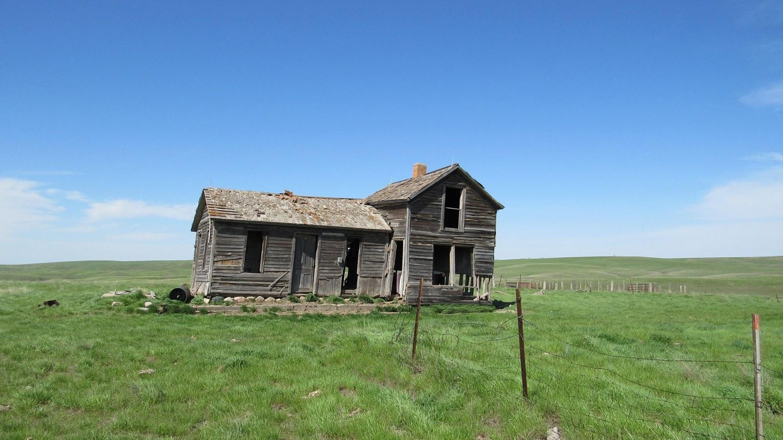 mcgruder homestead house