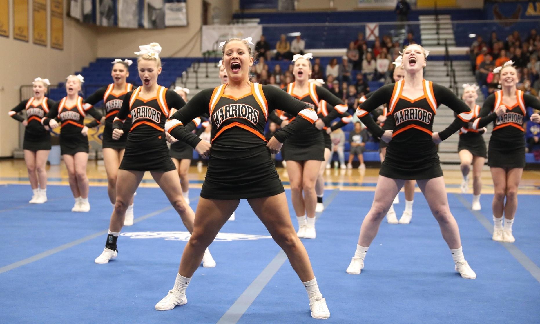 Washington Warriors Cheerleading