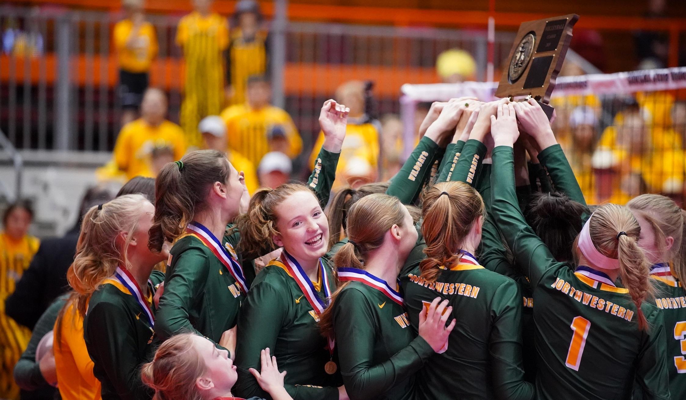 State Tournament Volleyball Brackets