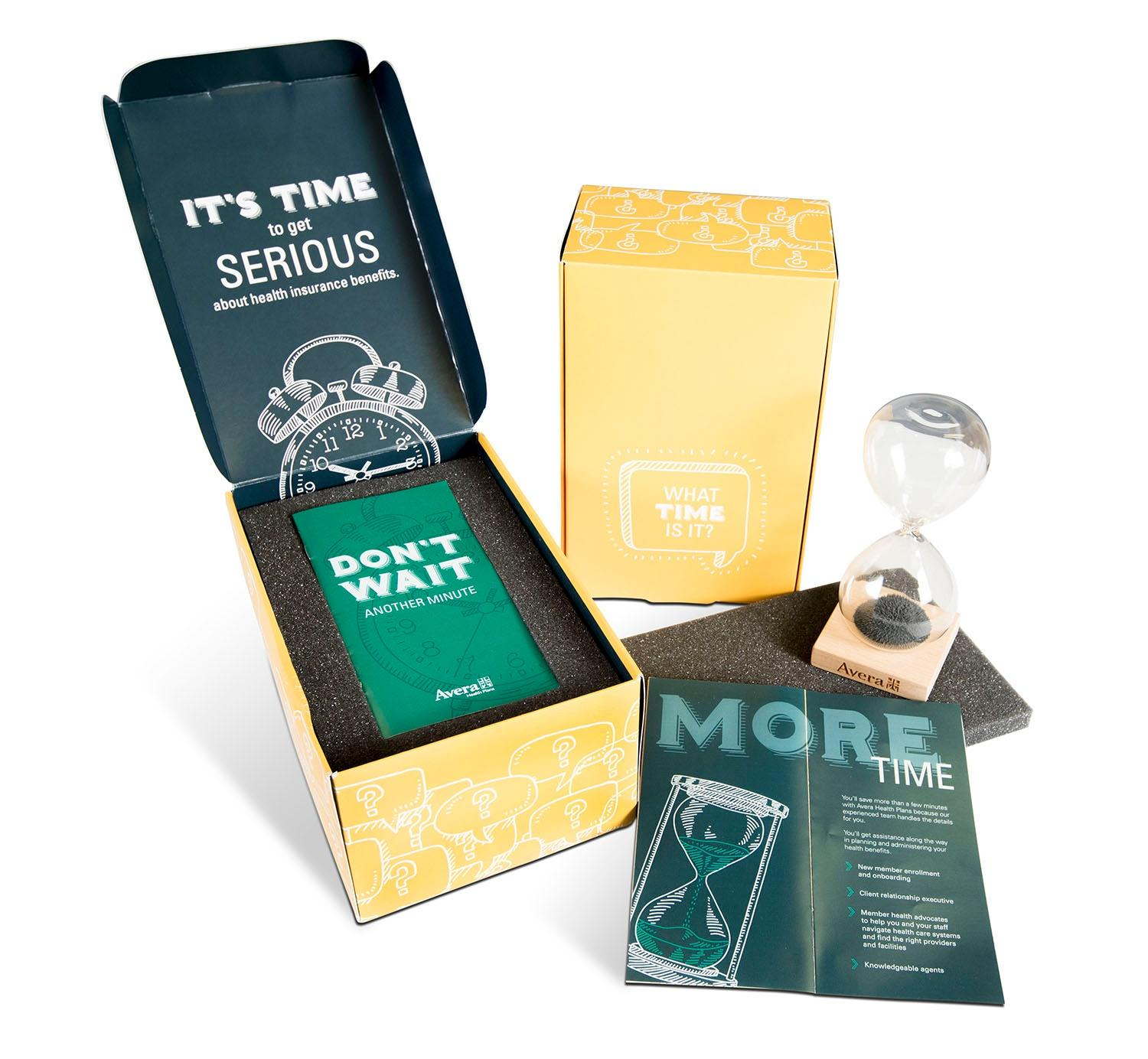 Hourglass Direct Mail
