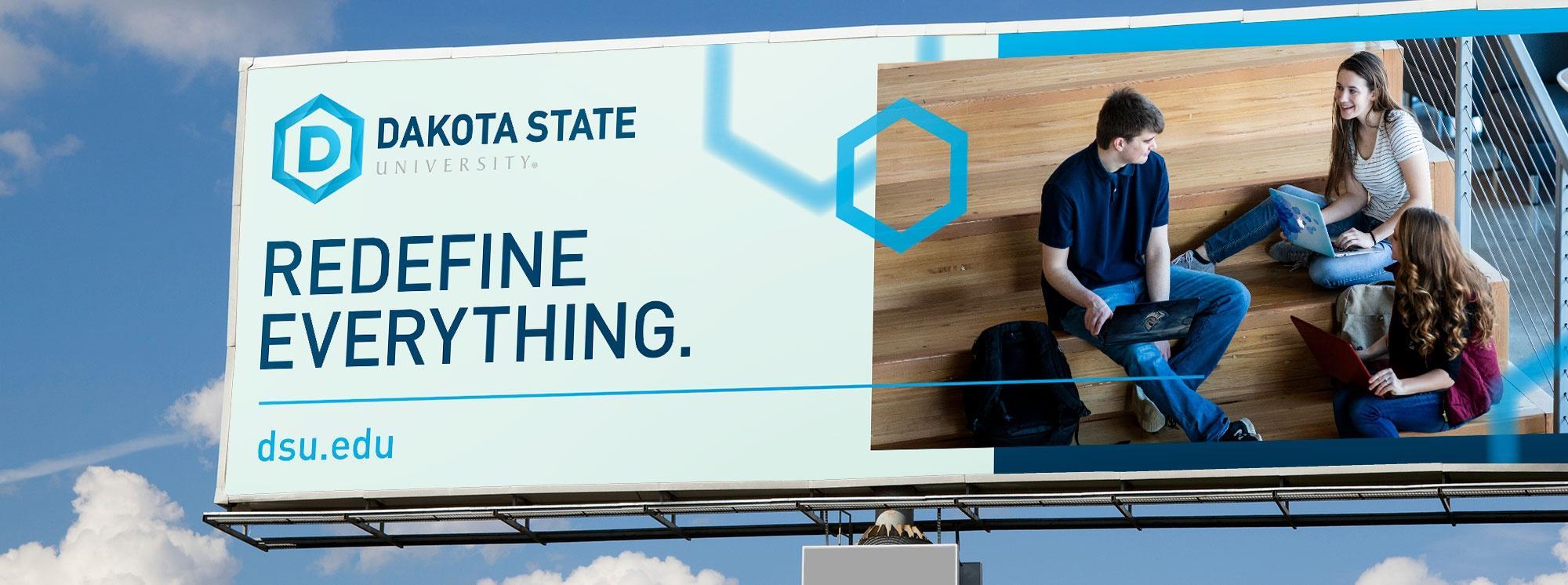 Dakota State University Rebrand