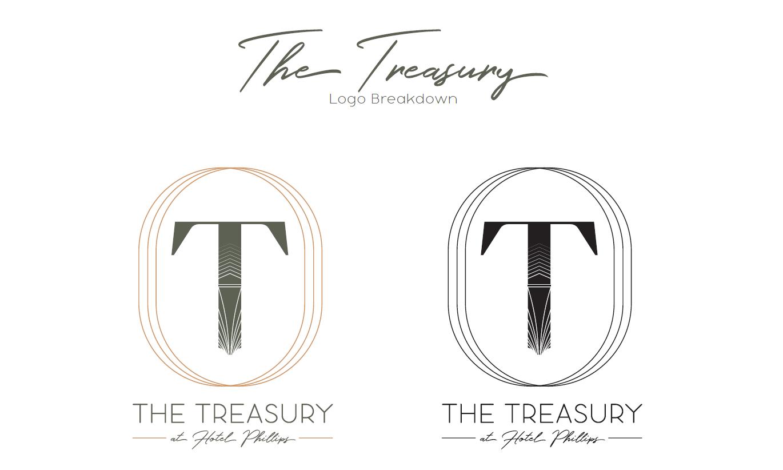 The Treasury Brand Identity