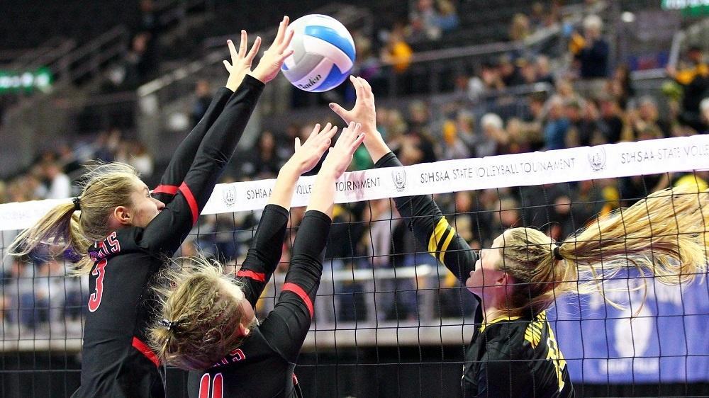 Class AA Volleyball DakStats Results Link