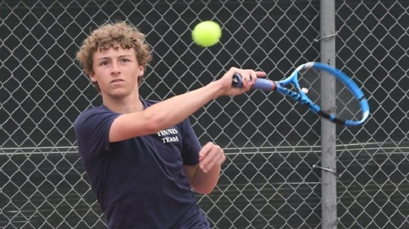 A Boys Tennis Brackets & Scores