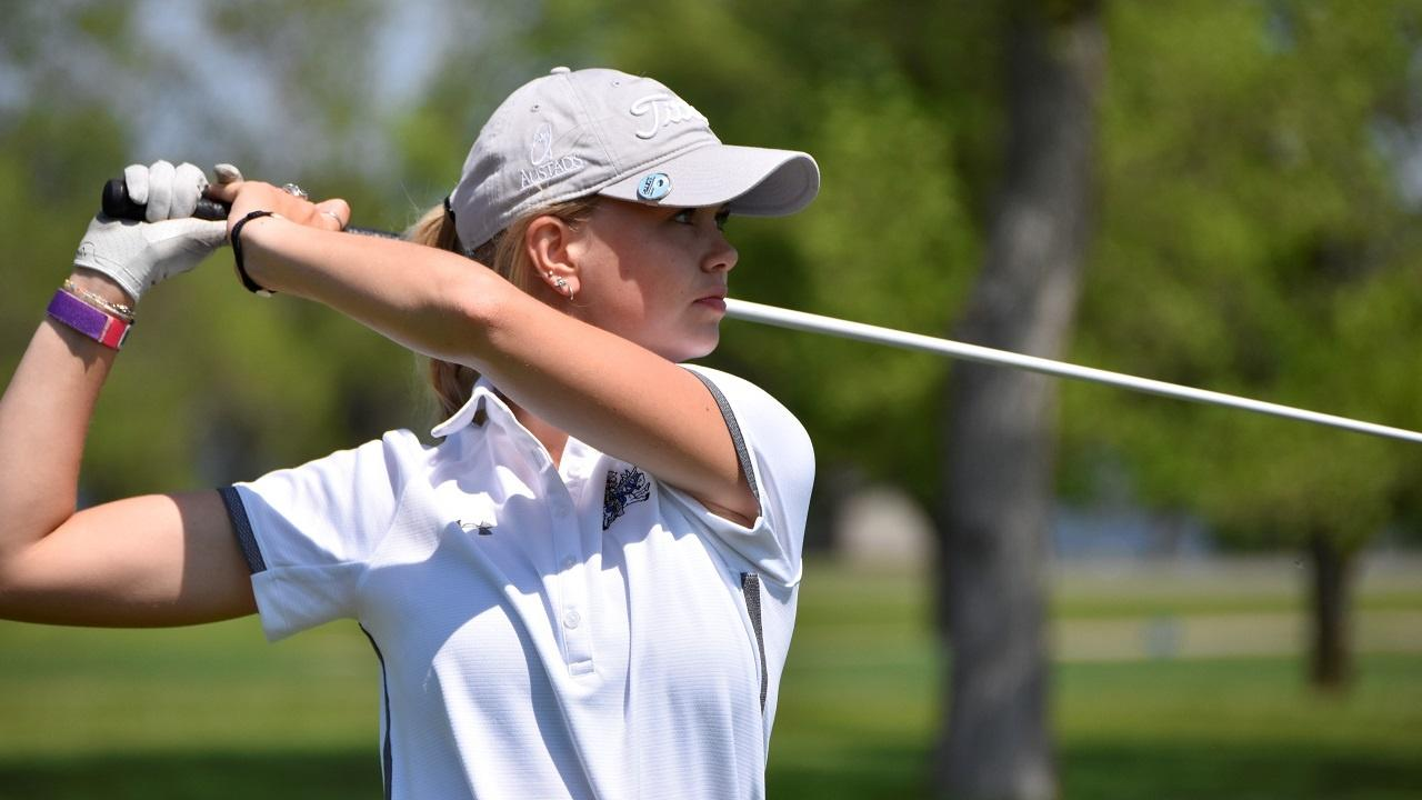 SDPB HS AA Girls Golf Results Link